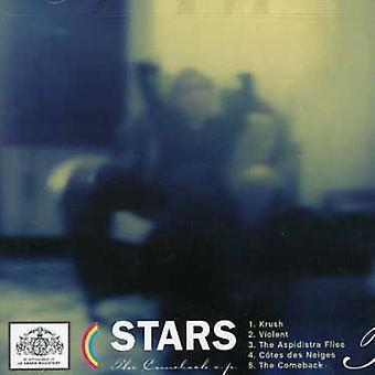 Stars - Comeback EP [CD] USA import