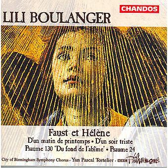 L. Boulanger - Boulanger: Faust Et H L NE, Etc. [CD] USA importar