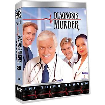 Diagnosis Murder: Complete Third Season [DVD] USA import