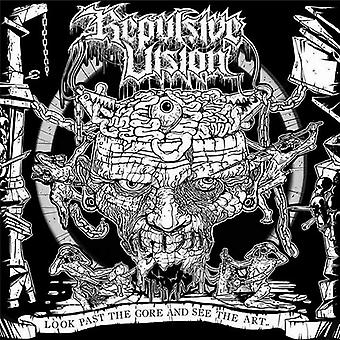 Repulsive Vision - Look Past the Gore & See the Art [CD] USA import