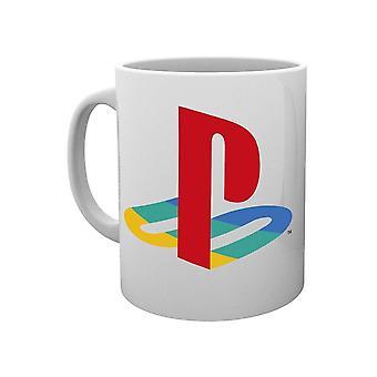 PlayStation, Muki - Värilogo
