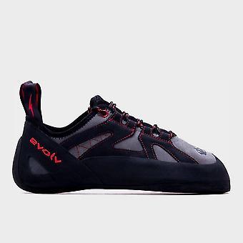 Evolv Nighthawk Climbing Shoes Black/Red