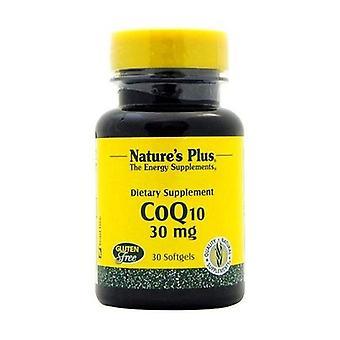 Coenzym Q10 30 softgels af 30mg