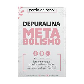 Métabolisme Depuralina 60 capsules