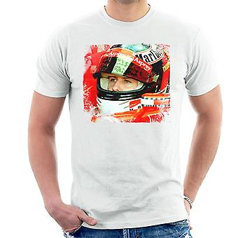 Motorsport Images Michael Schumacher San Marino GP Men's T-Shirt