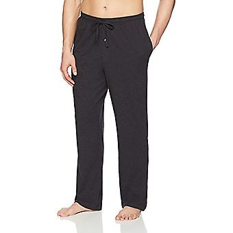 Essentials Men's Knit Pijama Pant, Cărbune Heather, XX-Large