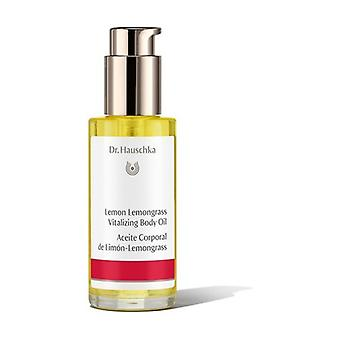 Lemongrass Lemon Body Oil 75 ml of oil