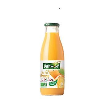 Jugo de naranja puro de Marruecos 750 ml