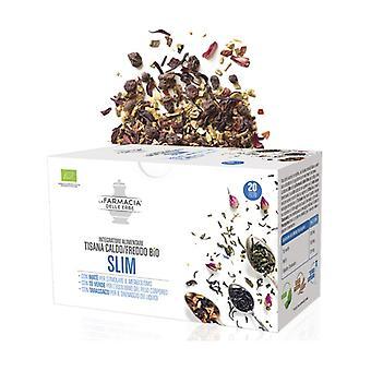 Slim herbal tea 20 infusion bags