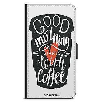 Bjornberry Wallet Case LG G5 - Coffee