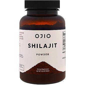 Ojio, Shilajit Powder, 3.53 oz (100 g)