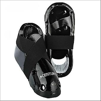 Century sparring boots black