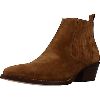Alpe Booties 4065 11 Farbe Leder