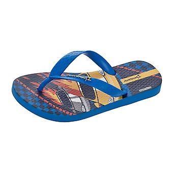 Ipanema Carz Kids Flip Flops / Sandals - Blue