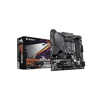 Gigabyte B550M Aorus Pro Amd Ryzen M Atx Motherboard