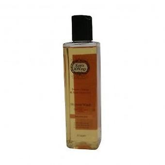 Roots & Wings - Orange Rose Geranium Balance Shower Wash