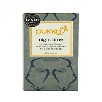 Pukka - Night Time 20bag