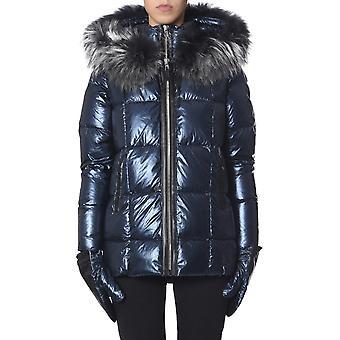 Rudsak 8119581mnbmnb Women's Blue Polyester Down Jacket
