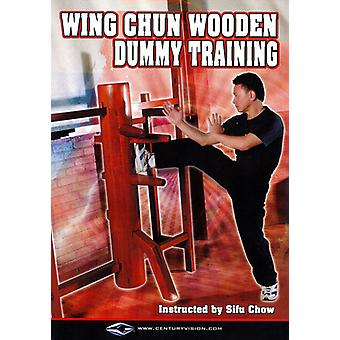 Wing Chun Wooden Dummy Training Fighting [DVD] USA import