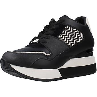 Apepazza Sport / Poney Hilary Color Black Sneakers
