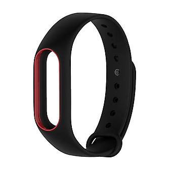 Silicone Colorful Wristband For Mi 2, Smart Bracelet For Xiaomi Band
