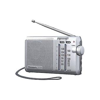Radio Transistor Panasonic Corp. RF-U160DEG-S 0.37 W FM/AM digital Grey