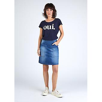 The #8005 utility skirt - washed