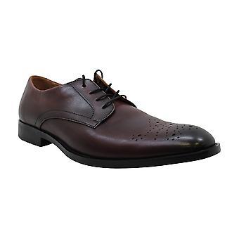 Alfani Men's Schuhe Darwin Leder Schnürkleid Oxfords