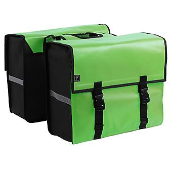 7-series Double Bike Bag Plane 34 L Green