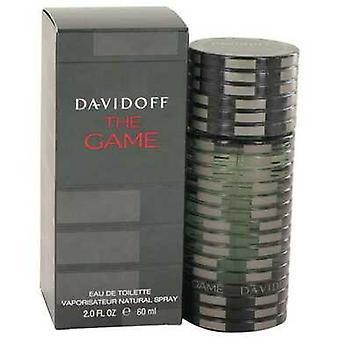Peli Davidoff Eau de TOILETTE Spray 2 Oz (miehet) V728-530217