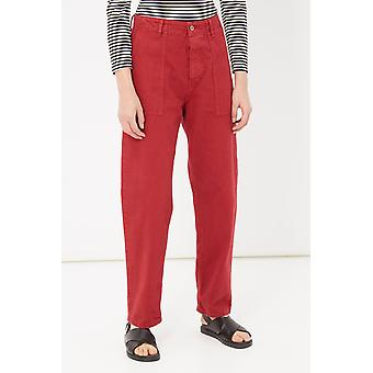 Please Rosso Red Pants & Jean