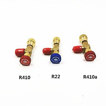 Refrigeration Tool Liquid Safety Valve, Air Conditioning Refrigerant 1/4