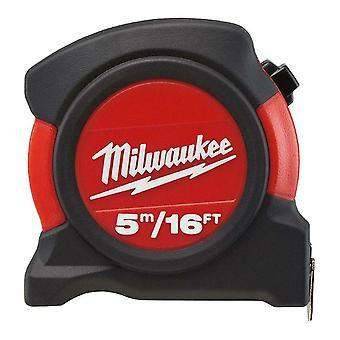 Milwaukee Tape Measure Premium Nylon Bonded Tape - 5 Meters / 16 Feet