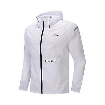 Løb Jakker-komfort Hætteklædte Sports Coats