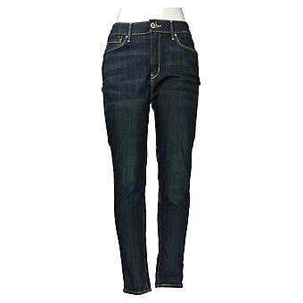 DENIZEN from Levi's Women's Jr Jeans High Rise Jeggings Mesmerized Blue 37