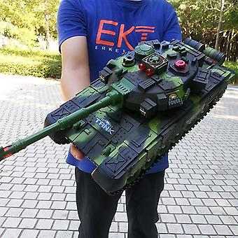 Remote Control Battle Tank Vehicle