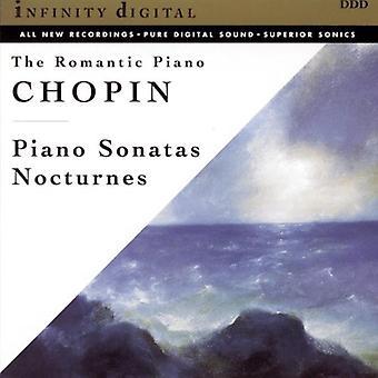 F. Chopin - Chopin: Piano Sonatas; Nocturnes [CD] USA import