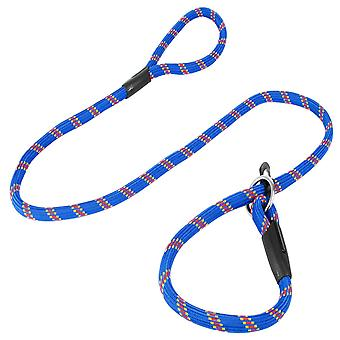 Adjustable Dog Lead - 1.5m Blue
