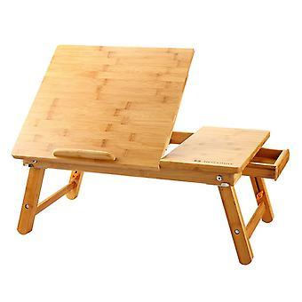 Laptop bord justerbar for på skødet