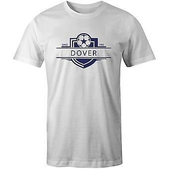 دوفر أثلتيك 1983 أنشئت شارة كرة القدم تي شيرت