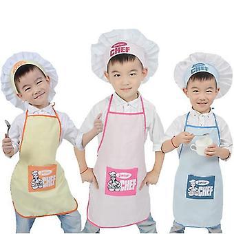 Junior Apron Chef Hat