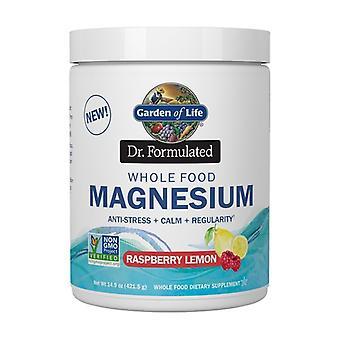 Dr. Formulerad hel mat Magnesium, Orange 419 g
