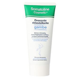 Tired Leg Gel Drenante Somatoline (200 ml) (200 ml)