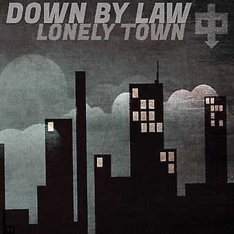 Down By Law - Lonely Town (Svart & Vit Dis Vinyl) [Vinyl] USA import