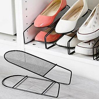 Sko arrangør moderne sko rack opbevaring sko arrangør til stuen plads