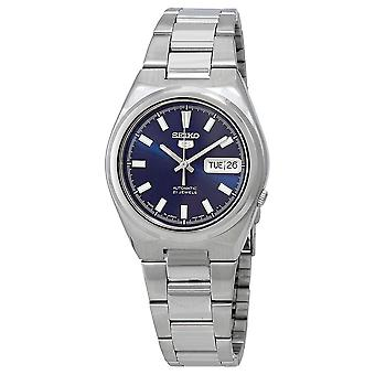 Seiko Series 5 Automatic Date-Day Blue Dial Men's Watch SNKC51J1