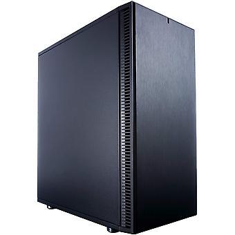 Wokex Define C, PC Gehuse (Midi Tower) Fall Modding fr (High End) Gaming PC, schwarz