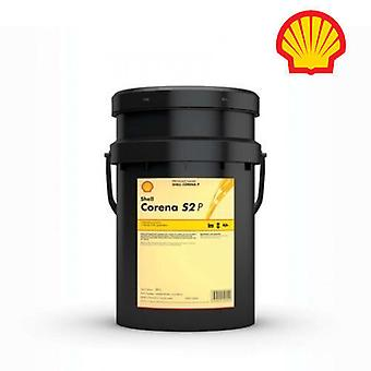 Shell 550026197 Corena S2 P 100 20L Reciprocating (Piston) Air Compressor Oil