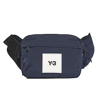 Y-3 Sininen pussi