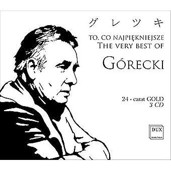Gorecki, Henryk / Silesian Philharmonic Choir - Very Best of Gorecki [CD] USA import